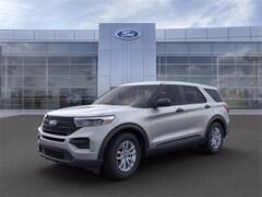 New 2021 Ford Explorer Base SUV Hutchinson