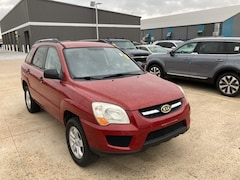 2010 Kia Sportage LX V6 SUV for sale in Hutchinson, KS at Midwest Superstore