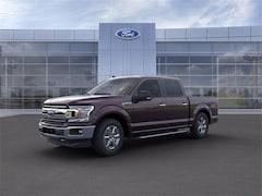 New 2020 Ford F-150 XLT Truck SuperCrew Cab Hutchinson