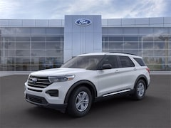 New 2021 Ford Explorer XLT SUV Hutchinson