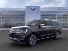 New 2021 Ford Expedition Max Platinum SUV Hutchinson