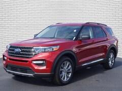New 2020 Ford Explorer XLT SUV Hutchinson