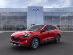 New 2020 Ford Escape Titanium Hybrid SUV Hutchinson