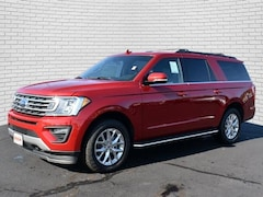 New 2020 Ford Expedition Max XLT SUV Hutchinson