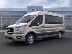 New 2020 Ford Transit-350 Passenger XLT 15 Passenger LWB Wagon Medium Roof Van Hutchinson