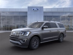 New 2020 Ford Expedition Max Limited SUV Hutchinson