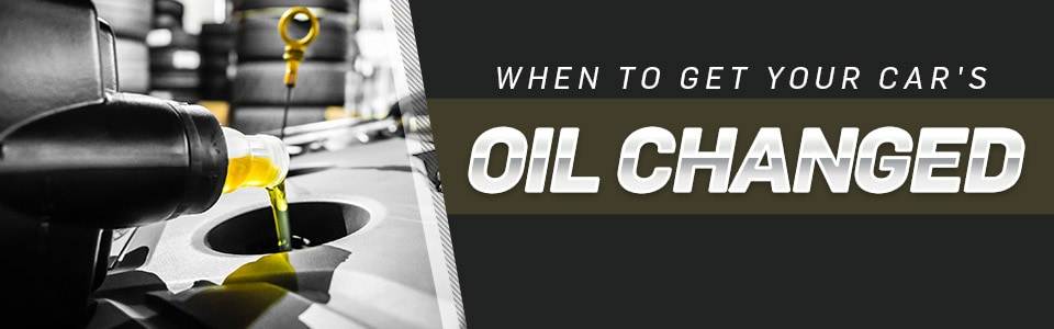 When to Get Your Car's Oil Changed | Hutchinson, KS