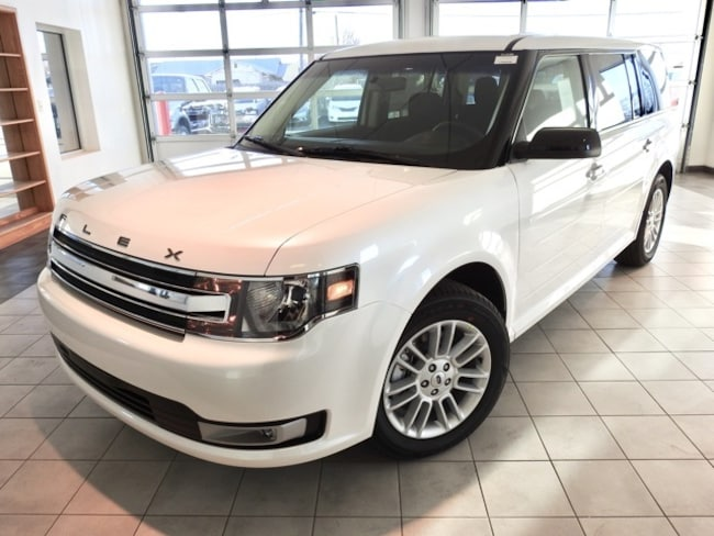 2018 Ford Flex SEL SUV for sale in Hutchinson, KS at Midwest Superstore