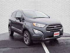 2020 Ford EcoSport Titanium SUV for sale in Hutchinson, KS at Midwest Superstore