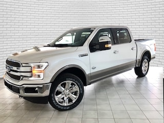 2019 Ford F-150 King Ranch Truck SuperCrew Cab 1FTEW1E44KFA61650 for sale in Hutchinson, KS at Midwest Superstore