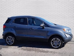 2018 Ford EcoSport Titanium SUV for sale in Hutchinson, KS at Midwest Superstore