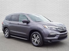 2017 Honda Pilot EX-L w/Navigation AWD SUV for sale in Hutchinson, KS at Midwest Superstore