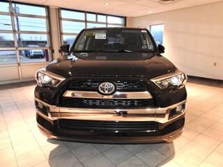 New 2019 Toyota 4Runner Limited SUV for sale Philadelphia