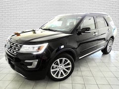 2017 Ford Explorer Limited SUV for sale in Hutchinson, KS at Midwest Superstore