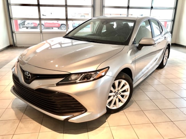 Car Dealerships In Hutchinson Ks >> New 2019 Toyota Camry For Sale Hutchinson Ks