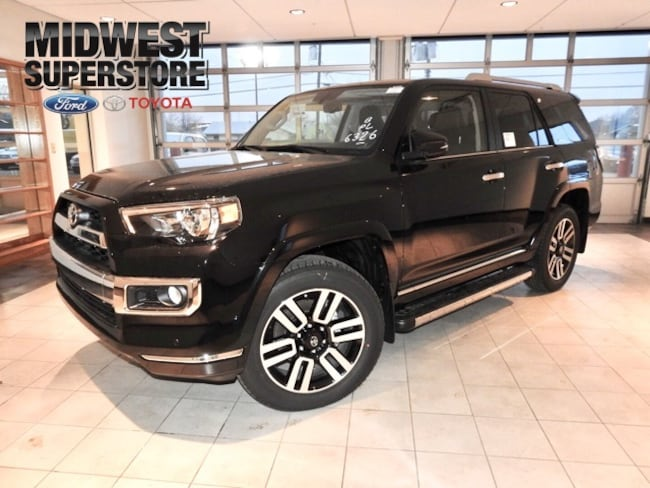 2019 Toyota 4Runner Limited SUV for sale in Hutchinson, KS at Midwest Superstore