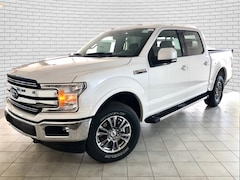 2019 Ford F-150 Lariat Truck SuperCrew Cab for sale in Hutchinson, KS at Midwest Superstore