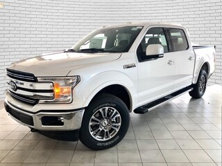 2019 Ford F-150 Lariat Truck SuperCrew Cab 1FTEW1E54KKD04406 for sale in Hutchinson, KS at Midwest Superstore