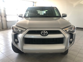 New 2019 Toyota 4Runner SUV