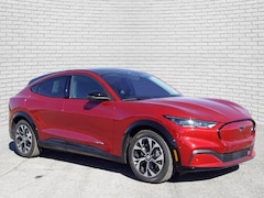 2021 Ford Mustang Mach-E Premium SUV for sale in Hutchinson, KS at Midwest Superstore