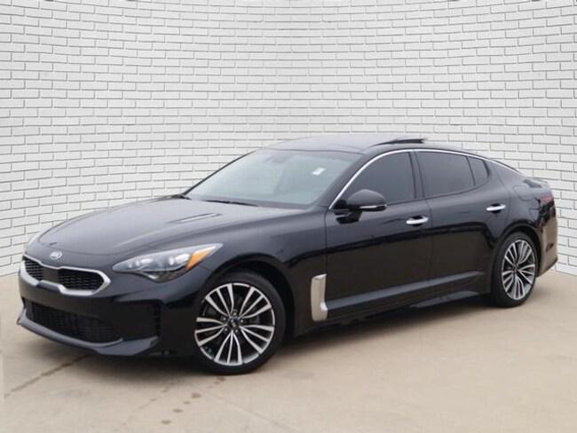 2018 Kia Stinger Premium Sedan for sale in Hutchinson, KS at Midwest Superstore