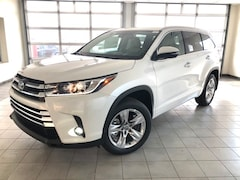 2019 Toyota Highlander Limited SUV for sale in Hutchinson, KS at Midwest Superstore