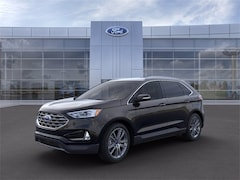 2020 Ford Edge Titanium SUV for sale in Hutchinson, KS at Midwest Superstore