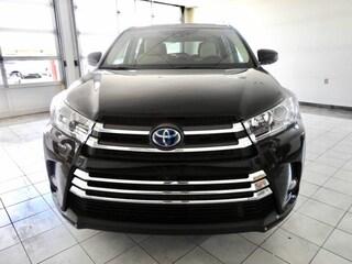 New 2018 Toyota Highlander Hybrid SUV for sale Philadelphia
