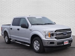 2018 Ford F-150 Truck SuperCrew Cab for sale in Hutchinson, KS at Midwest Superstore