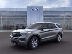2021 Ford Explorer Base SUV for sale in Hutchinson, KS at Midwest Superstore