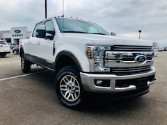 2019 Ford F-250 Lariat Truck Crew Cab for sale in Hutchinson, KS at Midwest Superstore