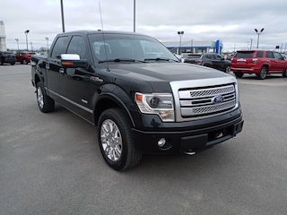 2013 Ford F-150 Truck SuperCrew Cab for sale in Hutchinson, KS at Midwest Superstore