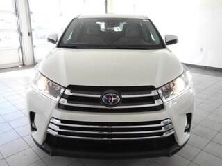 New 2019 Toyota Highlander Hybrid Hybrid Limited SUV