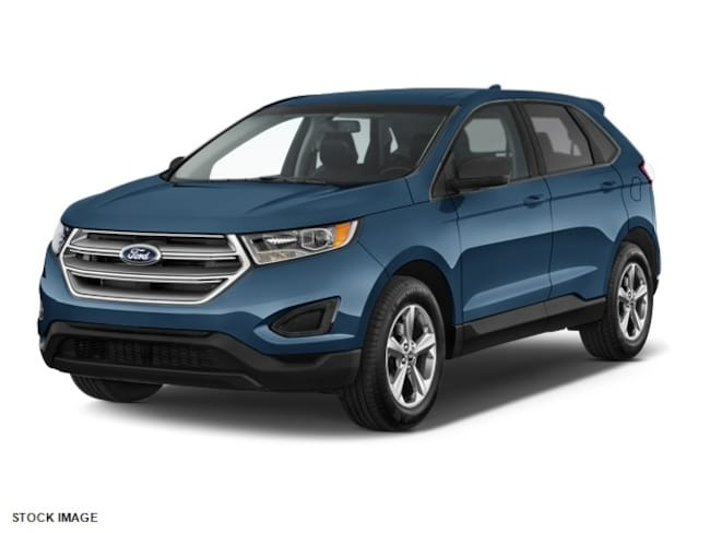 2017 Ford Edge SE SUV for sale in Hutchinson, KS at Midwest Superstore