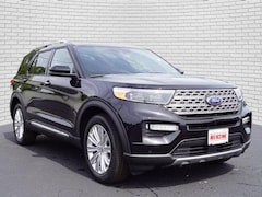 2020 Ford Explorer Limited SUV for sale in Hutchinson, KS at Midwest Superstore