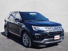 2018 Ford Explorer Limited SUV for sale in Hutchinson, KS at Midwest Superstore