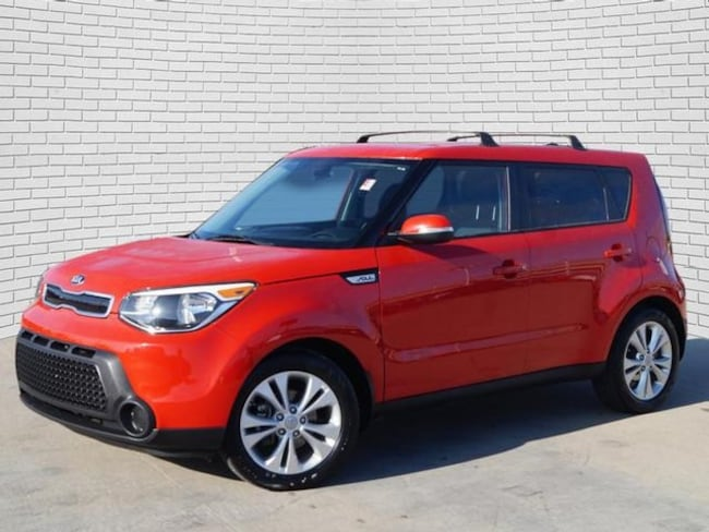 2014 Kia Soul Hatchback for sale in Hutchinson, KS at Midwest Superstore