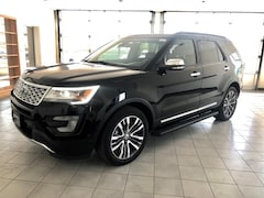 2017 Ford Explorer Platinum SUV for sale in Hutchinson, KS at Midwest Superstore