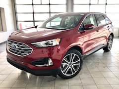 2019 Ford Edge Titanium SUV for sale in Hutchinson, KS at Midwest Superstore