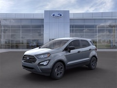 2021 Ford EcoSport S SUV for sale in Hutchinson, KS at Midwest Superstore
