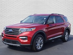 2020 Ford Explorer XLT SUV for sale in Hutchinson, KS at Midwest Superstore