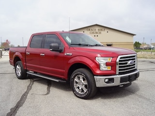 2015 Ford F-150 Truck SuperCrew Cab for sale in Hutchinson, KS at Midwest Superstore