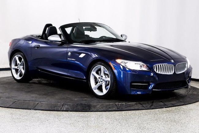 2011 BMW Z4 sDrive 35is Roadster for sale in Lake Zurich, IL at Midwest Motors