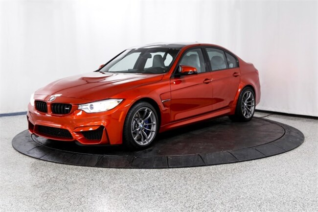 Used BMW M For Sale In Lake Zurich IL WBSCCFP - 2015 bmw m3 sedan for sale
