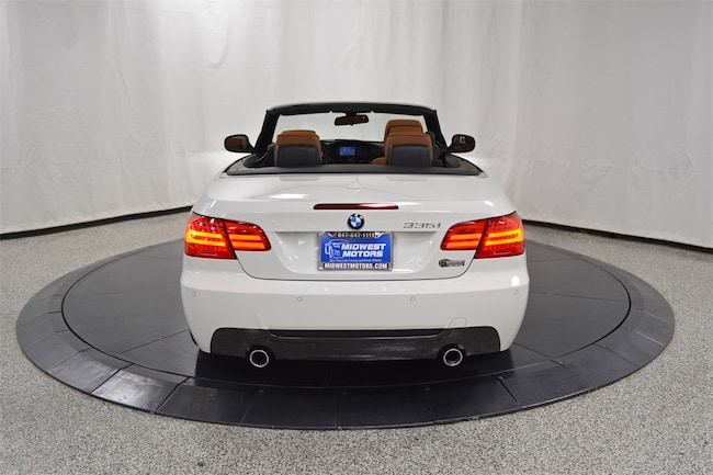 Used BMW I For Sale In Lake Zurich IL WBADXCCE - 2012 bmw 335i convertible for sale