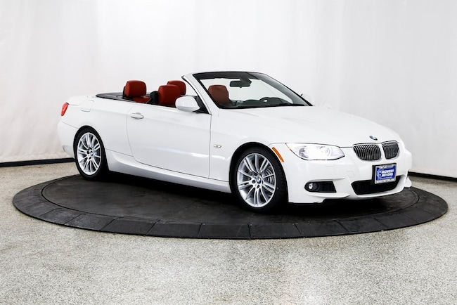 Used BMW I For Sale In Lake Zurich IL WBADXCDE - 2013 bmw 335i convertible