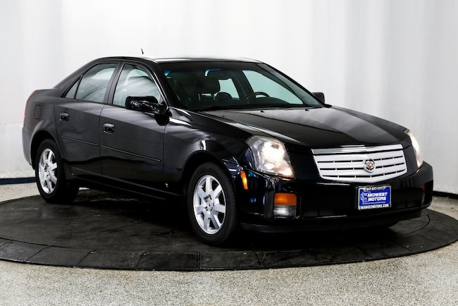 2007 CADILLAC CTS Base w/1SA Sedan for sale in Lake Zurich, IL at Midwest Motors