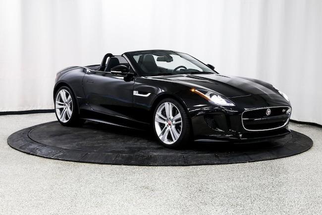 Used Jaguar FTYPE V S For Sale In Lake Zurich IL - 2015 jaguar f type v8 s