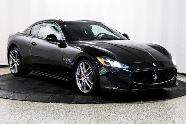 2016 Maserati GranTurismo Sport Coupe for sale in Lake Zurich, IL at Midwest Motors