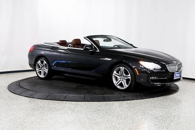 Used BMW I XDrive For Sale In Lake Zurich IL - 2013 bmw 650i convertible for sale